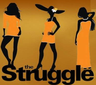 LOOK WHO'S NEXT: The Struggle