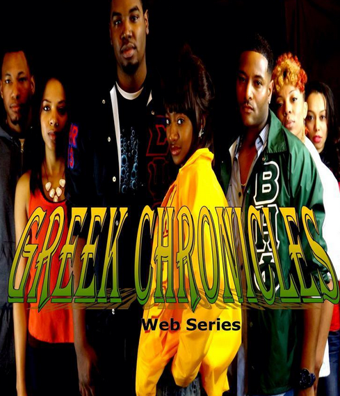 LOOK WHO'S NEXT: Greek Chronicles