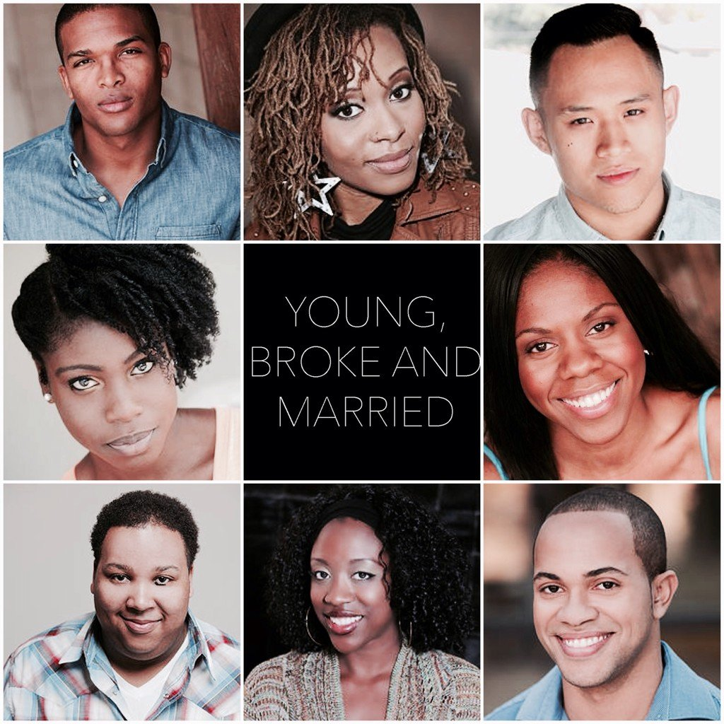 LOOK WHO'S NEXT: Young, Broke, & Married