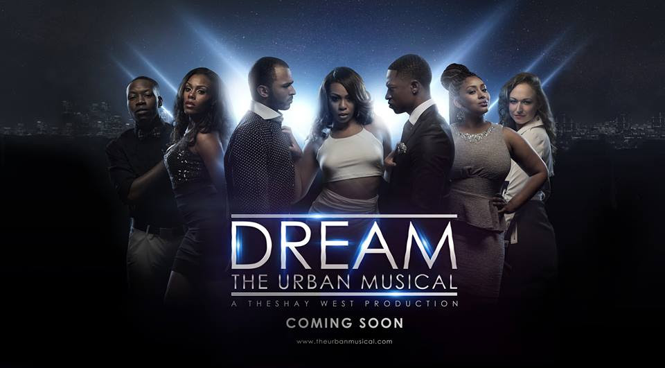 "LOOK WHO'S NEXT: Dream ""The Urban Musical"""