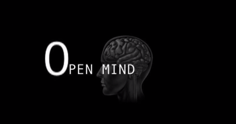 LOOK WHO'S NEXT: Open Mind Trailer