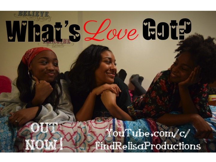 LOOK WHO'S NEXT: What's Love Got?