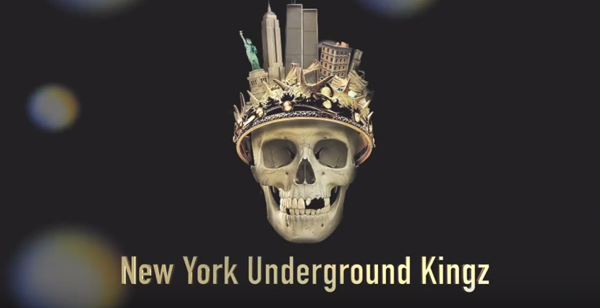 LOOK WHO'S NEXT: New York Underground Kingz