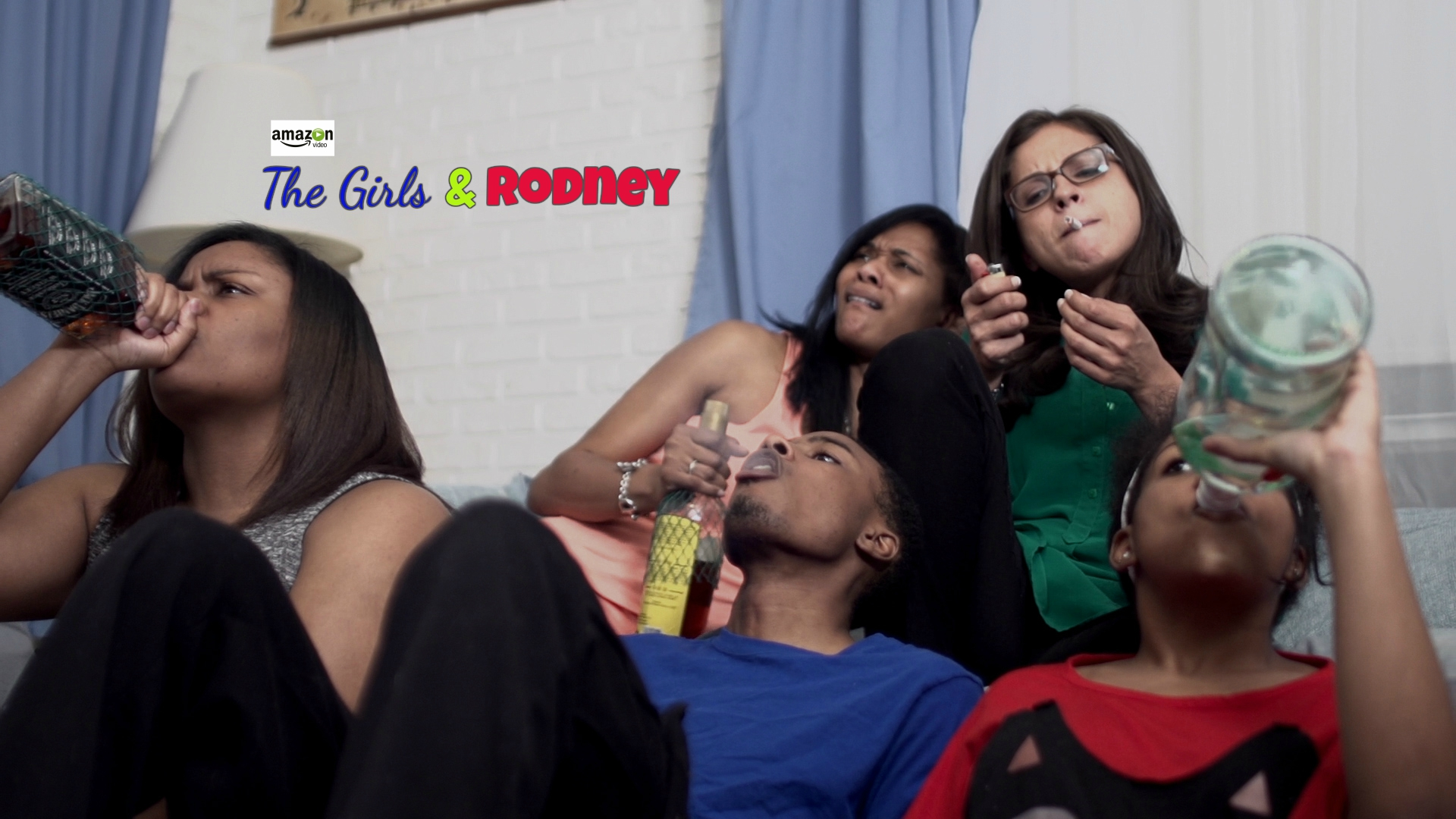 LOOK WHO'S NEXT: The Girls & Rodney