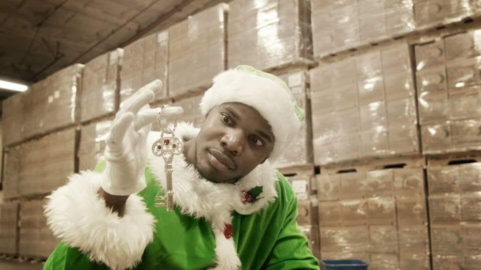 LOOK WHO'S NEXT: Santa's Warehouse