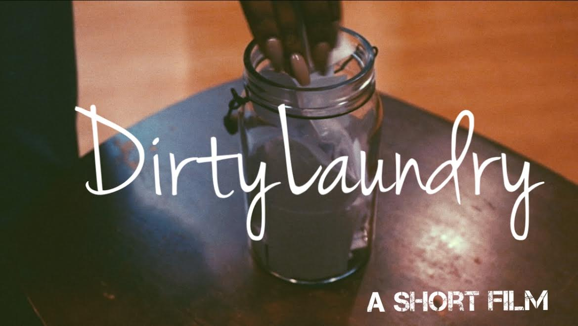 LOOK WHO'S NEXT: Dirty Laundry