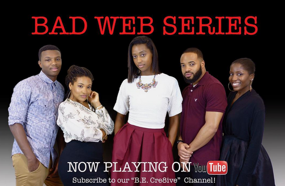 LOOK WHO'S NEXT: Bad Web Series
