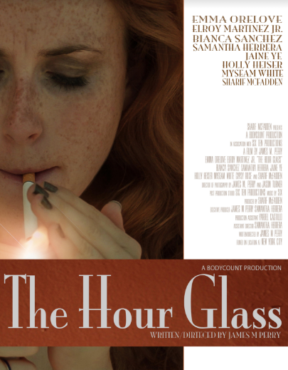 LOOK WHO'S NEXT: The Hour Glass