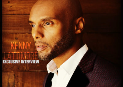 Interview: Kenny Lattimore – New Album 'Vulnerable' | Longevity | Does He Still Believe in Love?