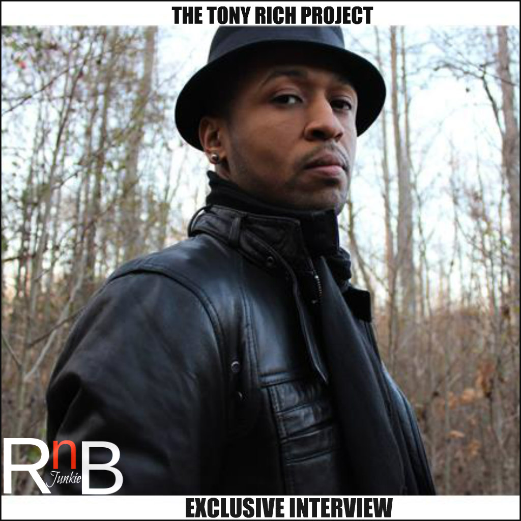 Interview: The Tony Rich Project – New Album 'Encaustic' | Growing Up In Detroit | Getting Signed to LaFace