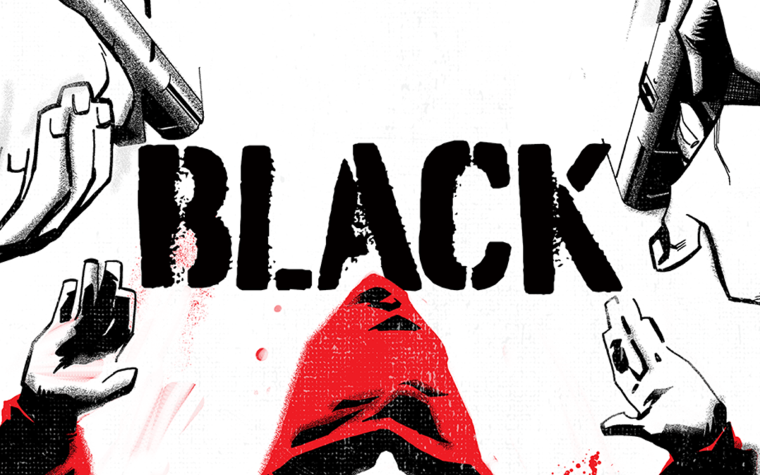 """Kwanza Osajyefo, Co-creator of """"Black"""" Talks About His Journey To A Film Deal"""