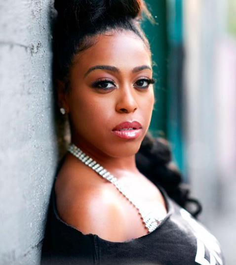 Be In The Talk With DomiNque Perry