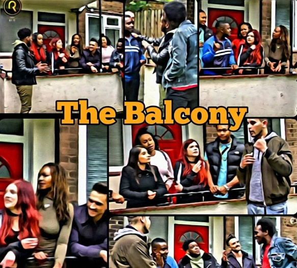 LOOK WHO'S NEXT: Rep Dat TV's The Balcony