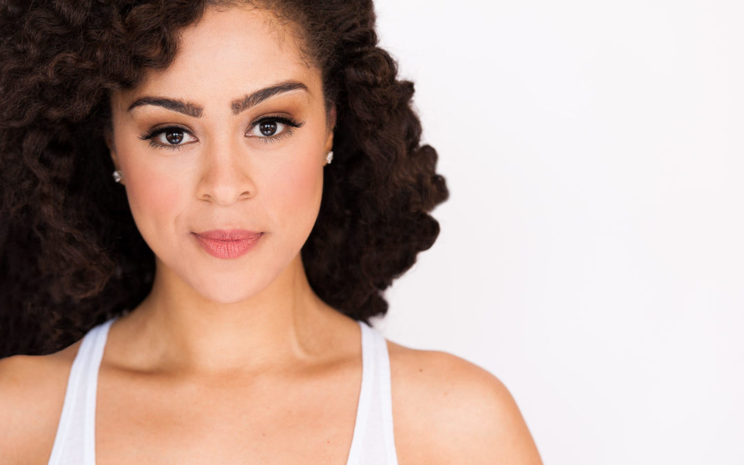 BE In The Talk With Kelcy Griffin- Star of Gotham and Power