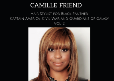 Be In The Talk With Black Panther's Hair Stylist, Camille Friend