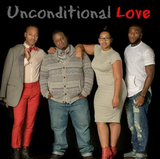 LOOK WHO'S NEXT: Unconditional Love