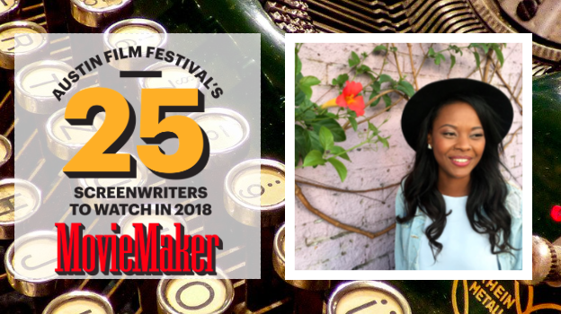Congratulations To Gabrielle Shepard  For Being Recognized by Austin Film Festival and MovieMaker Magazine As One Of the 25 Screenwriters To Watch In 2018