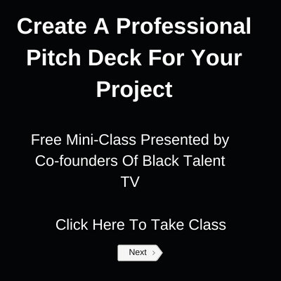 How To Create A Professional Pitch Deck For Your Class
