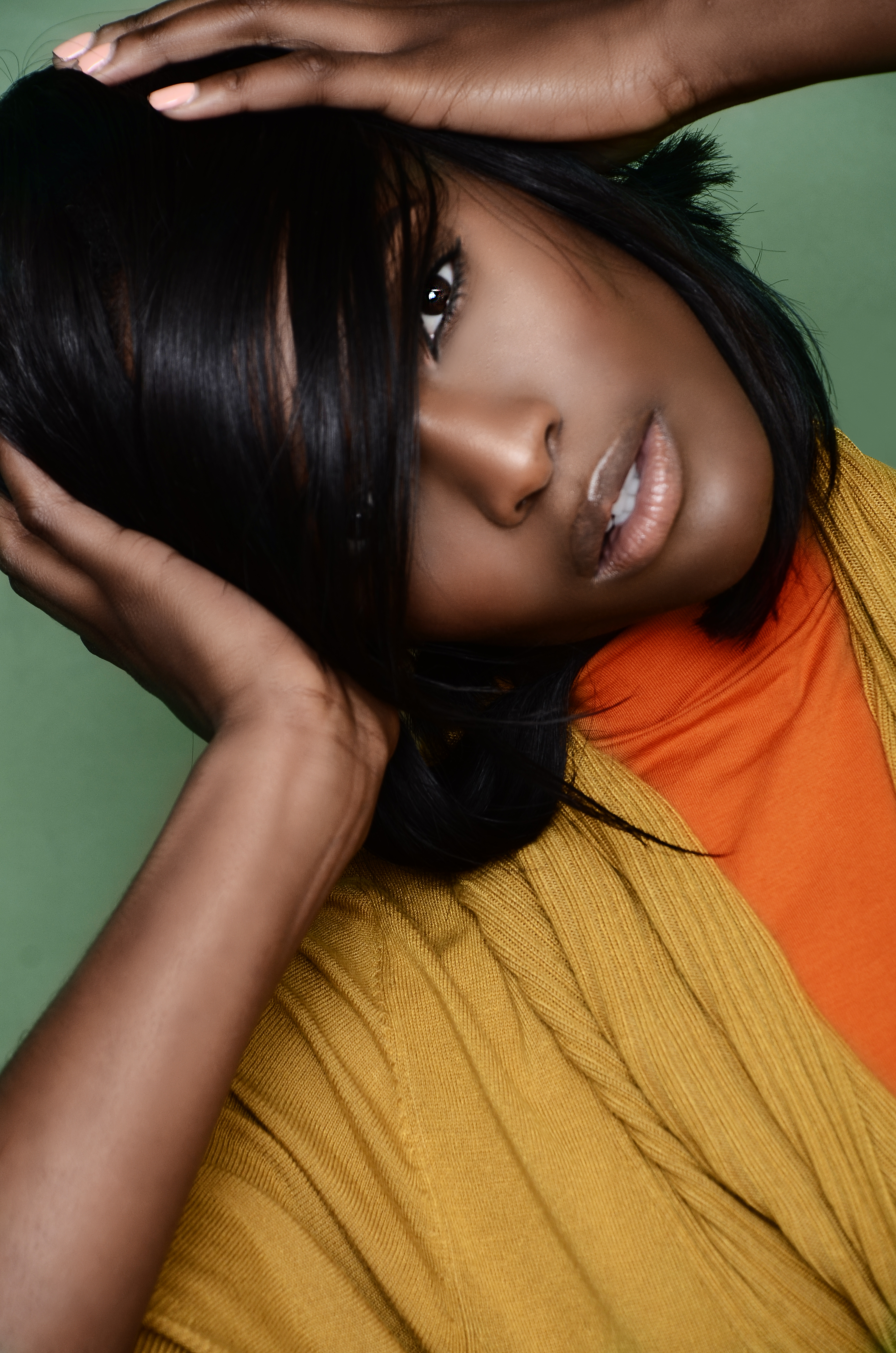 Black Talent TV  Talks to Mame Adjei, American Next Top Model Contestant