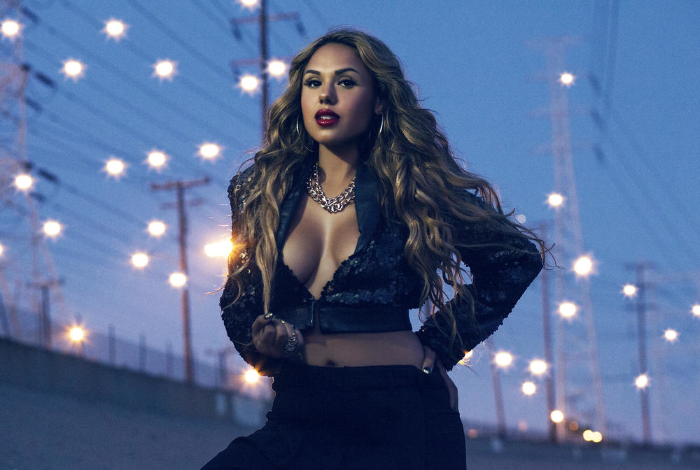 LOOK WHO'S NEXT WITH KRISTINIA DEBARGE