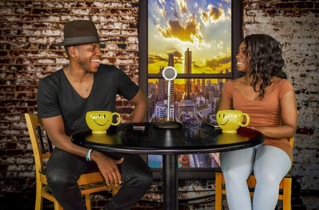"Black Talent TV Goes ""On Air"" With New Show Stage Left"