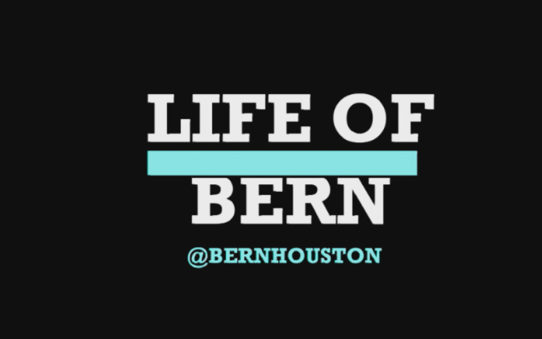 Look Who's Next Podcast With The Creator and Lead Actor In the Life  Of Bern