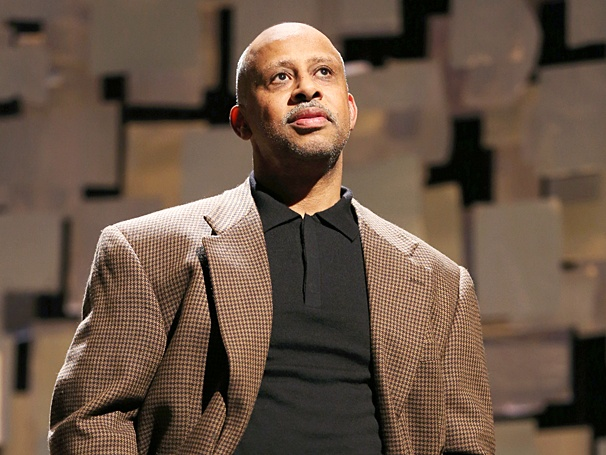 Ruben Santiago Hudson, Lackawanna Blues Playwright and Tony Award Winning Actor