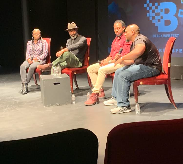 """The Room Was Filled With Excellence—Black Excellence"": A Recap of Black Web Fest 2019"
