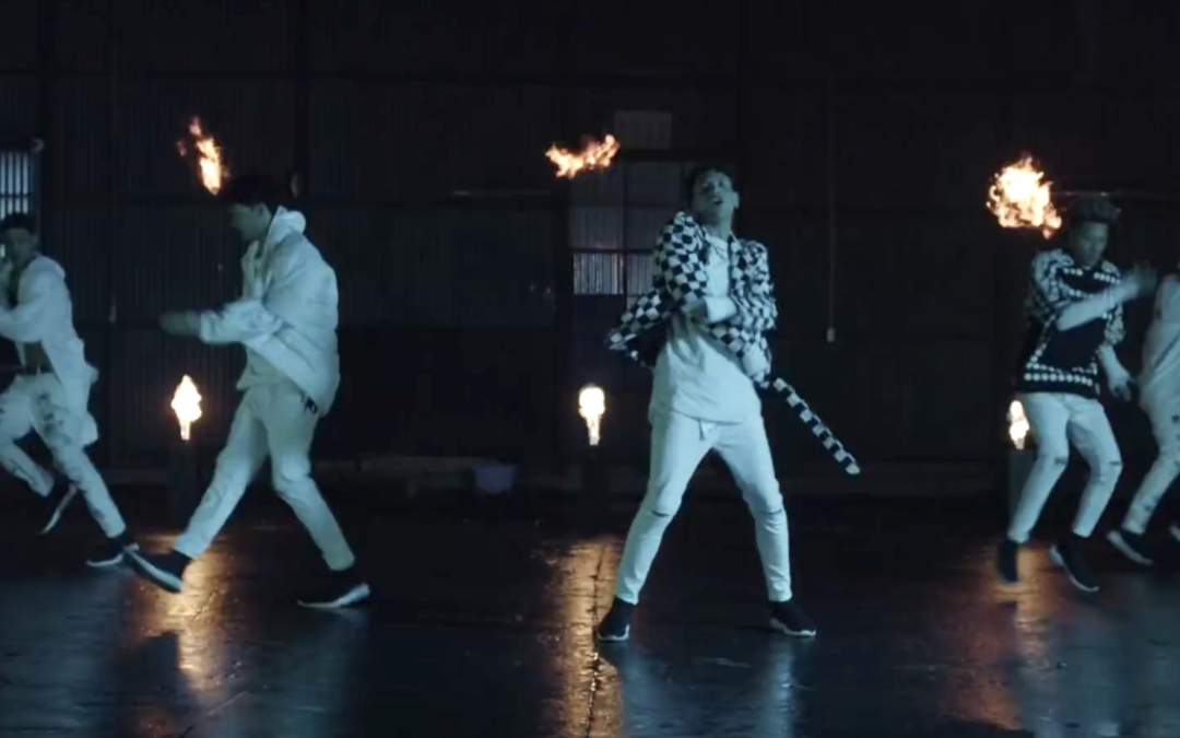"R&B Group B5 Makes ""Waves"" With Their Newest Visual Performance"
