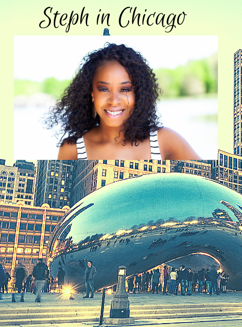 Interview With Steph & Chris Blue About The New Show Steph In Chicago