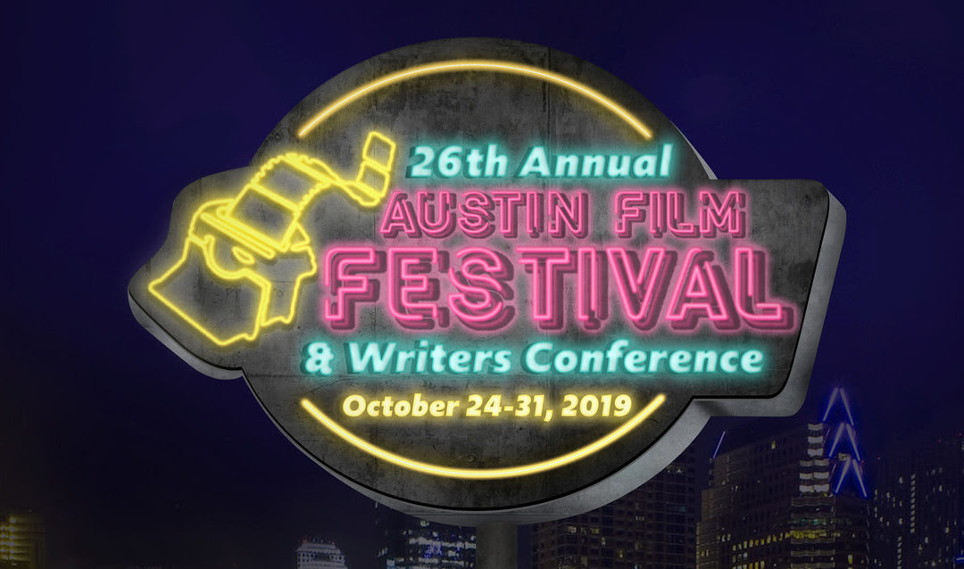 26th Annual Austin Film Festival & Writers Conference, October 24-31, 2019