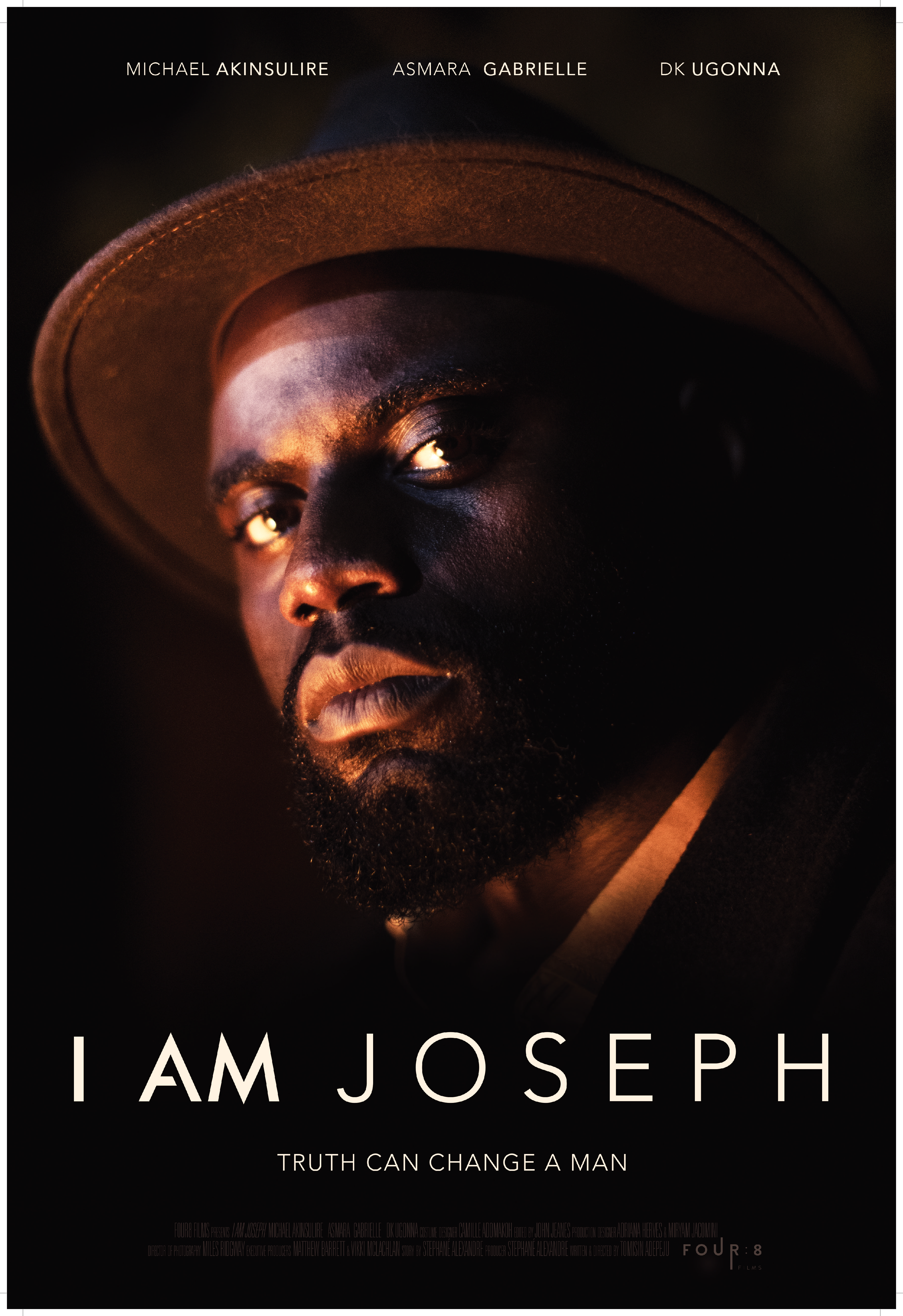 Look Who's Next: I Am Joseph