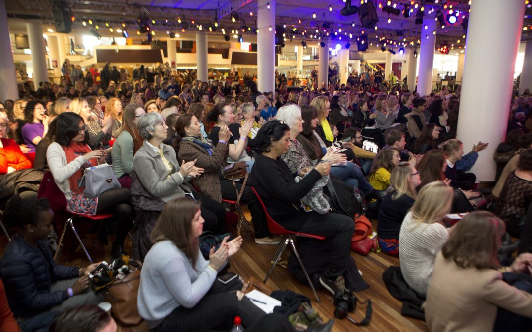 Black Women Bring Diverse Topics To The  Women of the World Festival March 6-8, 2020