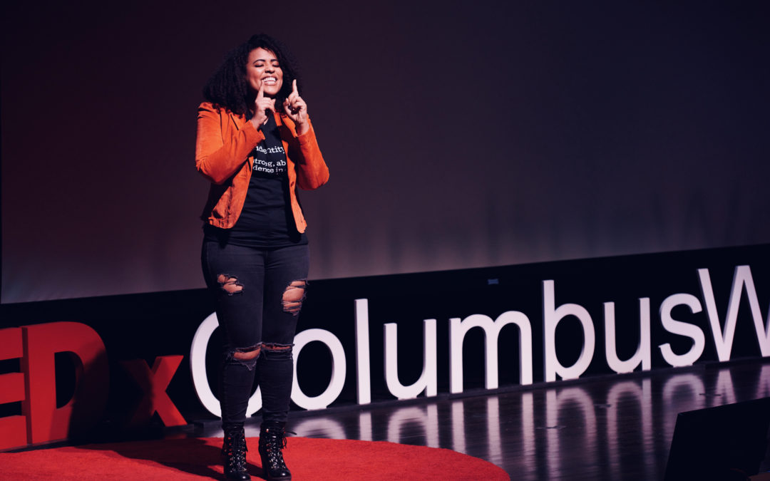 Gabrielle Solange's Inspirational Ted Talk: Overcoming Racial Tension- Confronting Fear With Love