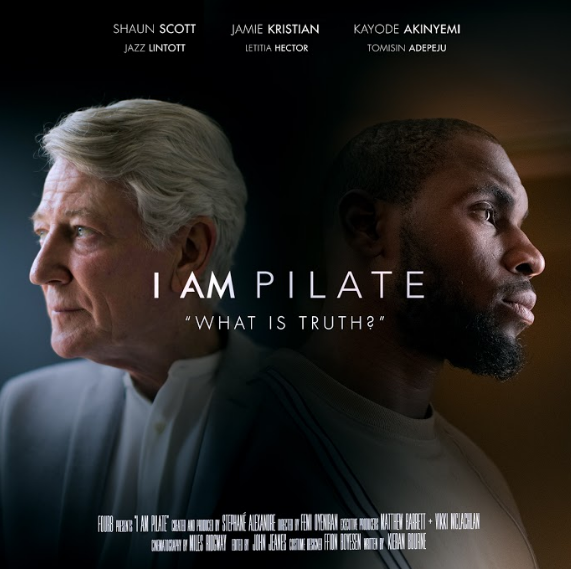 Look Who's Next: I Am Pilate