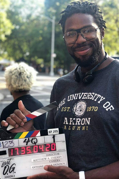 Matthew A. Cherry Talks About His Life As A Director